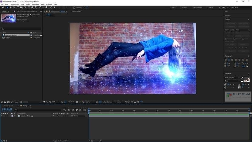 Adobe After Effects CC 2020 v17.1