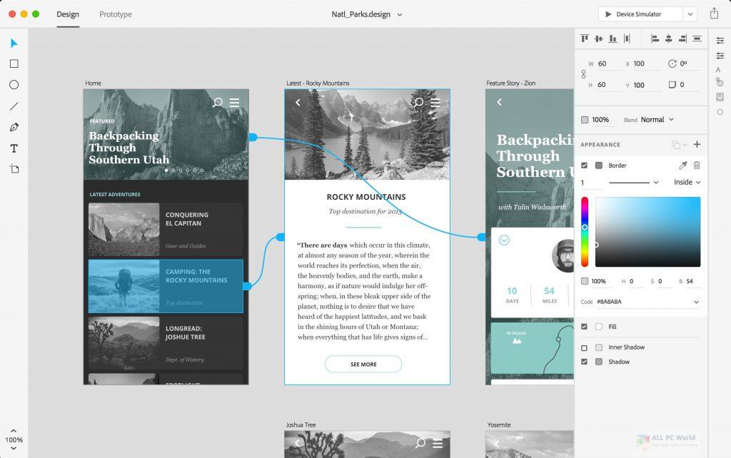 Adobe XD CC 2020 v29.1 Download