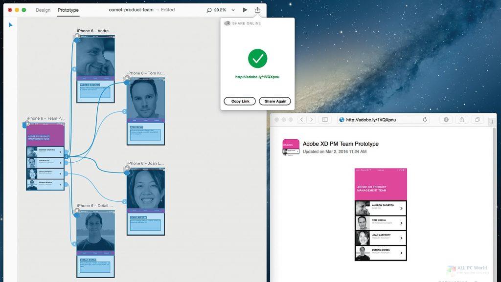 Adobe XD CC 2020 v29.1 Free Download