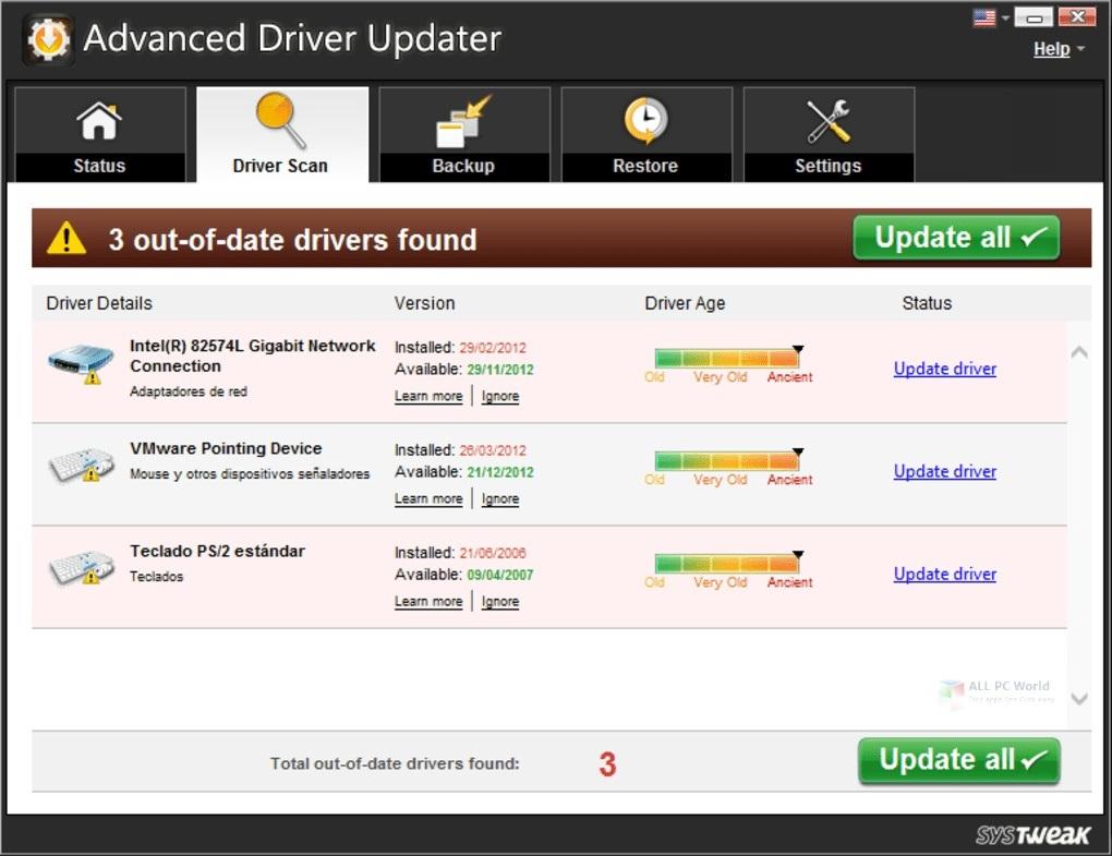Advanced Driver Updater 2020 v4.5 Free Download