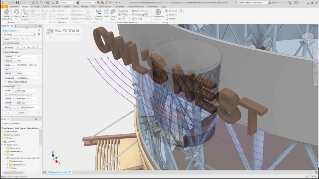 Autodesk Inventor Professional 2021 for Windows 10