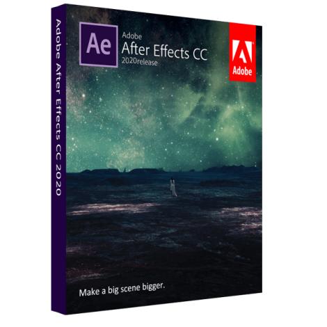 Download Adobe After Effects CC 2020 v17.1