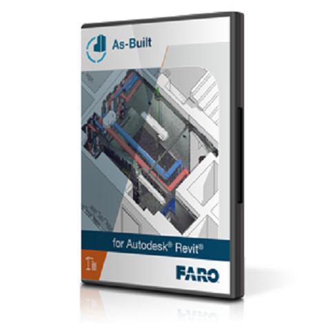 Download FARO As-Built for Autodesk Revit 2019