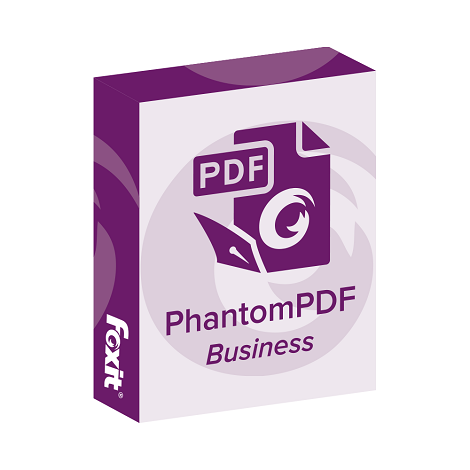 Download Foxit PhantomPDF Business 10.0