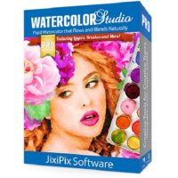 Download JixiPix Watercolor Studio 1.4.5
