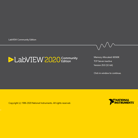 Download NI LabVIEW 2020 v20.0