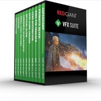 Download Red Giant VFX Suite 2020 v1.5