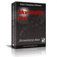 Download Screaming Bee MorphVOX Pro 4