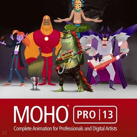 Download Smith Micro Moho Pro 2020 v13.0