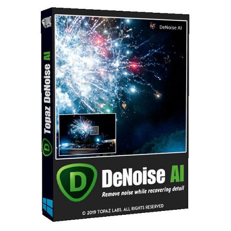 Download Topaz DeNoise AI 2.2