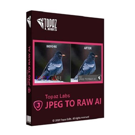 Download Topaz JPEG to RAW AI 2.2.1