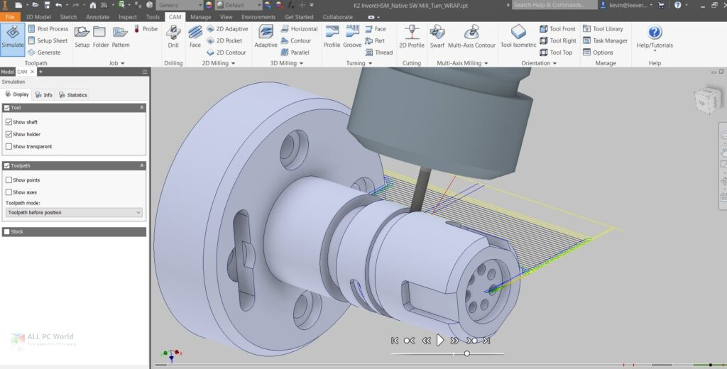 Inventor CAM Ultimate 2021 Download