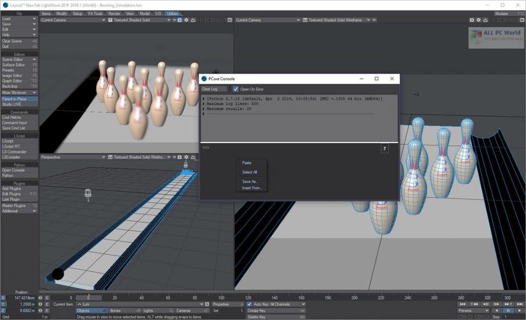 NewTek LightWave 3D 2020 Download