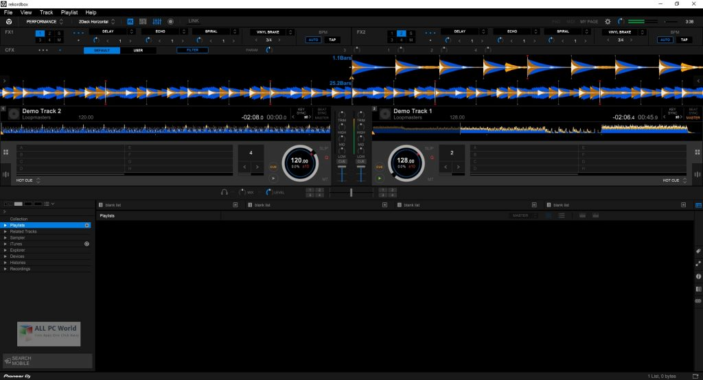 Pioneer DJ Rekordbox 2020 v6.0 Download