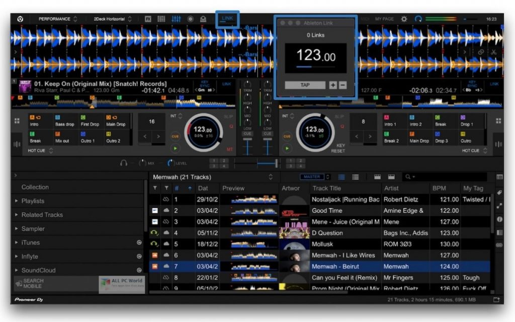 Pioneer DJ Rekordbox 2020 v6.0 for Windows