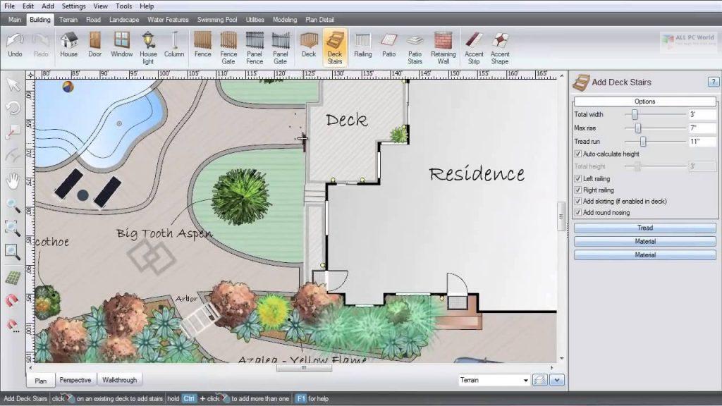 Realtime Landscaping Architect 2020 v20.0