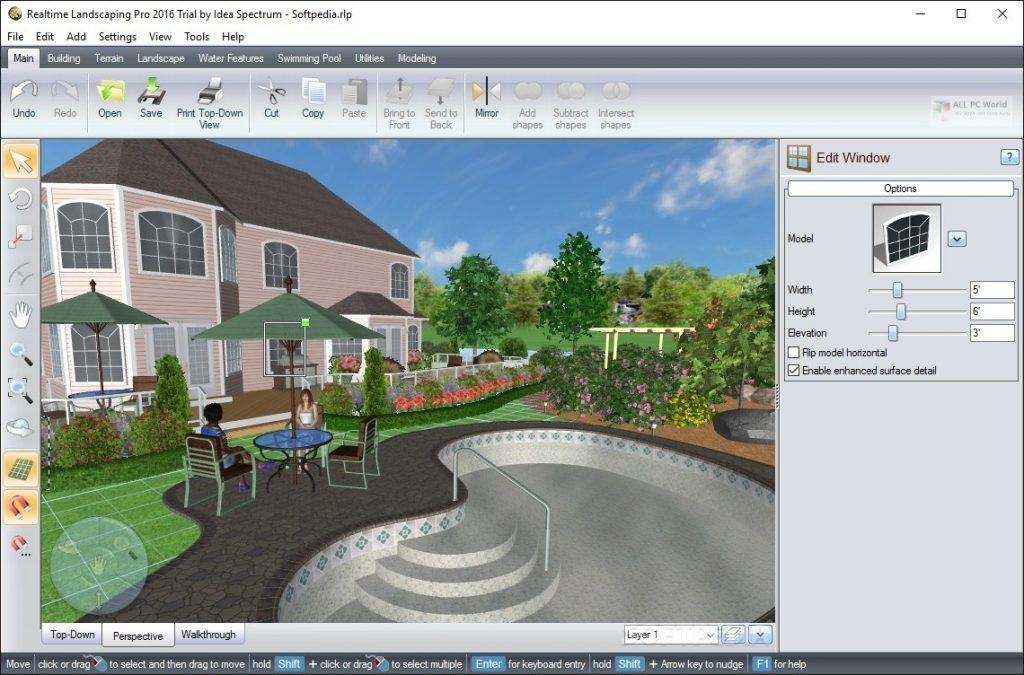 Realtime Landscaping Architect 2020 v20.0 Free Download