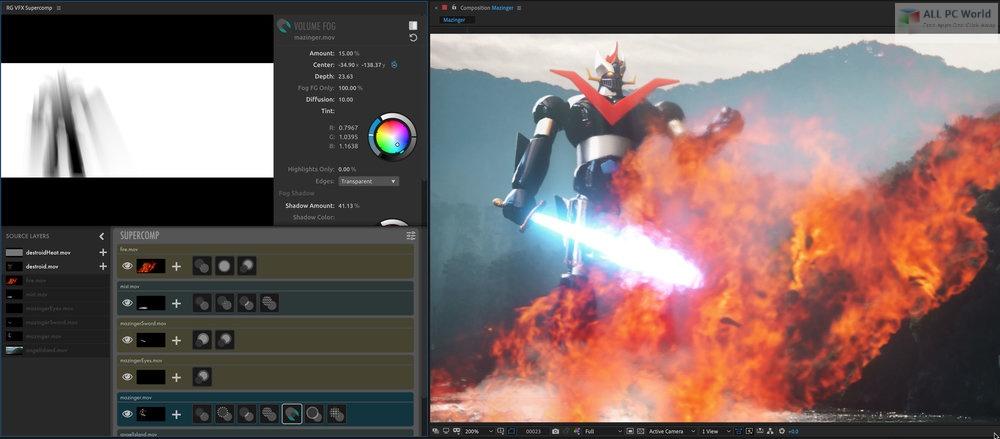 Red Giant VFX Suite 2020 v1.5 Download
