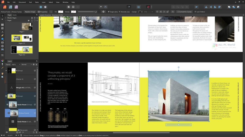 Serif Affinity Publisher 1.8.4 Free Download