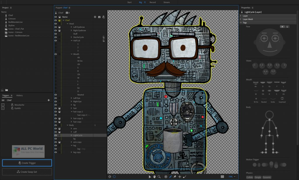 Adobe Character Animator CC 2020 Download