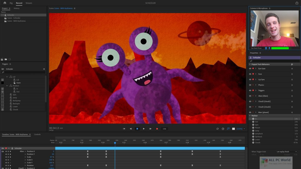 Adobe Character Animator CC 2020 Free Download