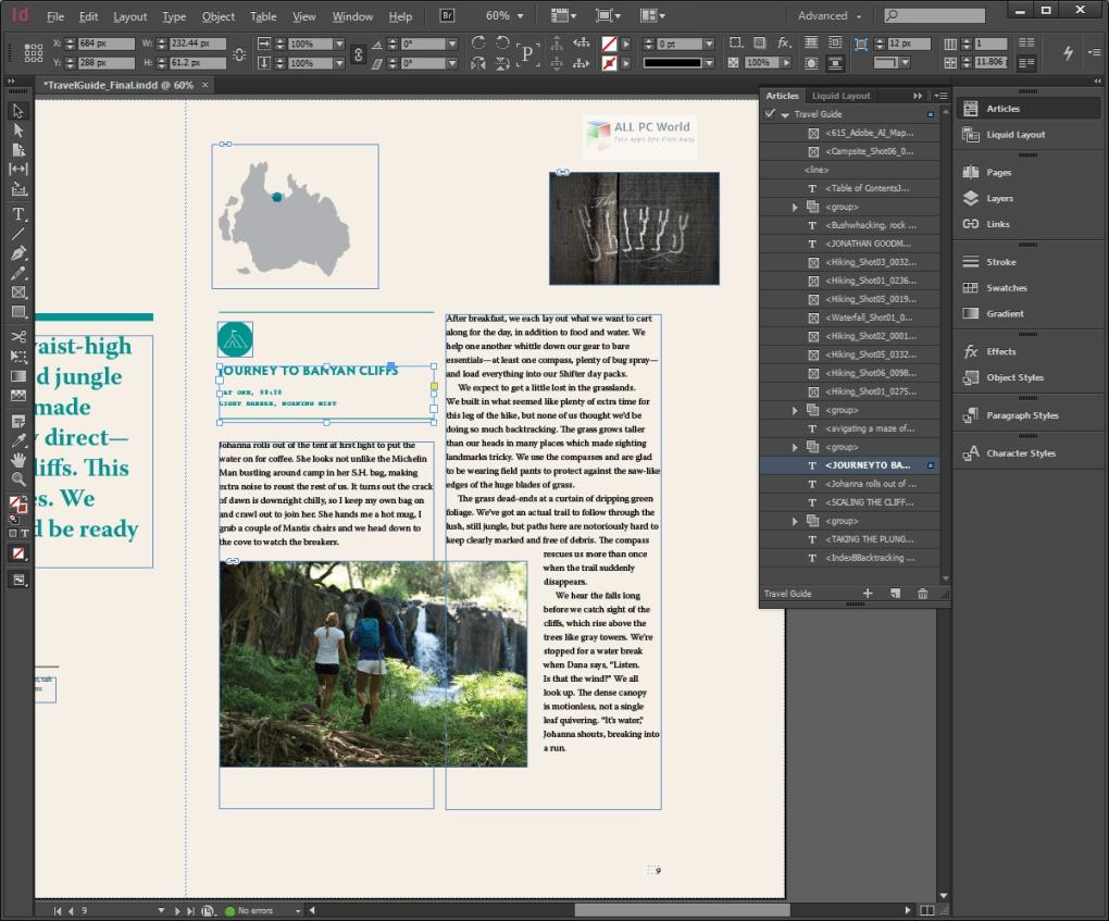 Adobe InDesign CC 2020 v15.1 for Windows