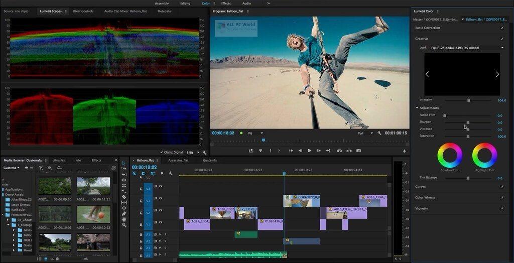 Adobe Premiere Pro CC 2020 Download
