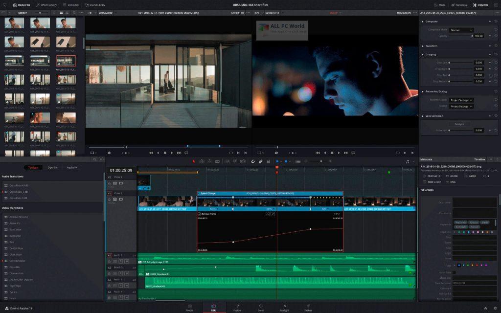 Davinci Resolve Studio 2020 V16 2 3 Free Download All Pc World