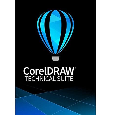 Download CorelDRAW Technical Suite 2020