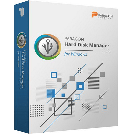 Download Paragon Hard Disk Manager 17.1