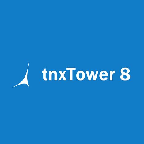 Download Tower Numerics tnxTower 8.0