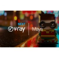 Download V-Ray Next 4.3 for Maya 2020