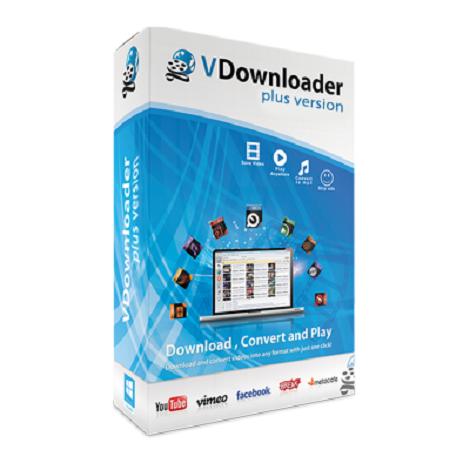 Download VDownloader Plus 5.0