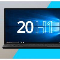Download Windows 10 Pro 20H1 June 2020