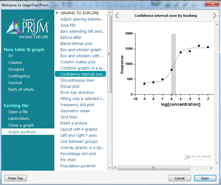 GraphPad Prism 2020 Download