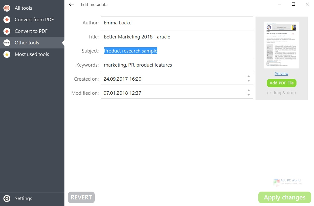 IceCream PDF Candy Desktop 2020 Free Download