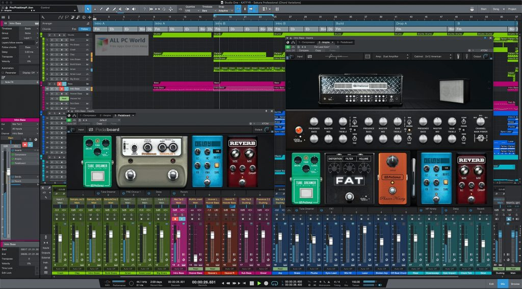 PreSonus Studio One Professional 4.6