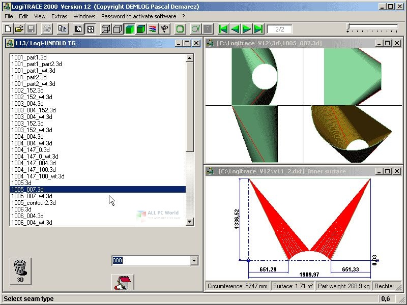 ProFirst Group LogiTRACE 14.2 Download