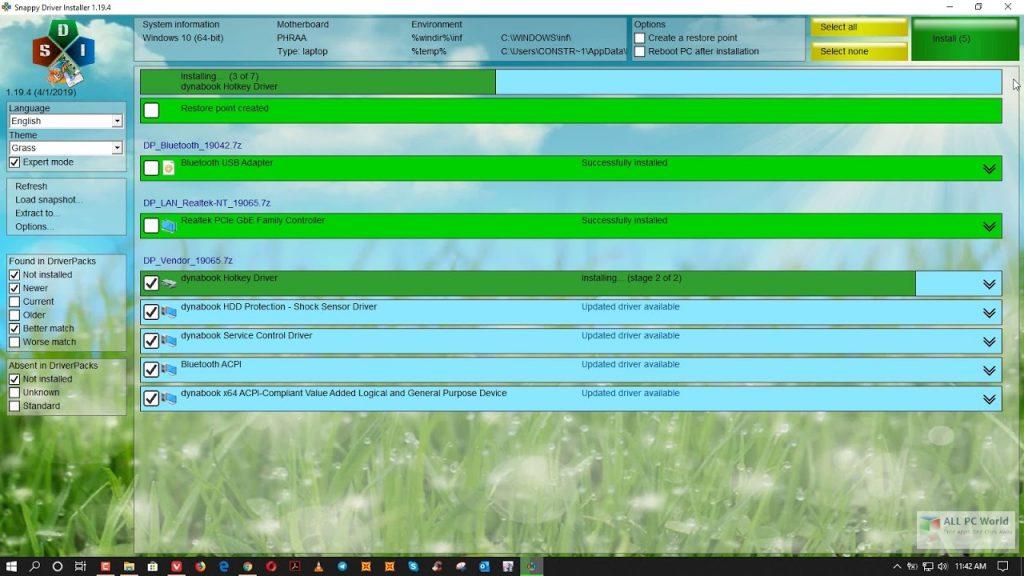 SamDrivers 21 Free Download