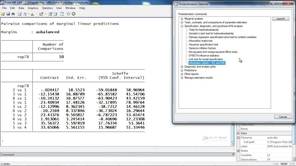 StataCorp Stata MP 16.0 Download