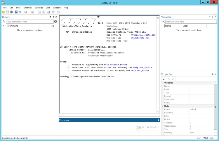 StataCorp Stata MP 16.0 Free Download