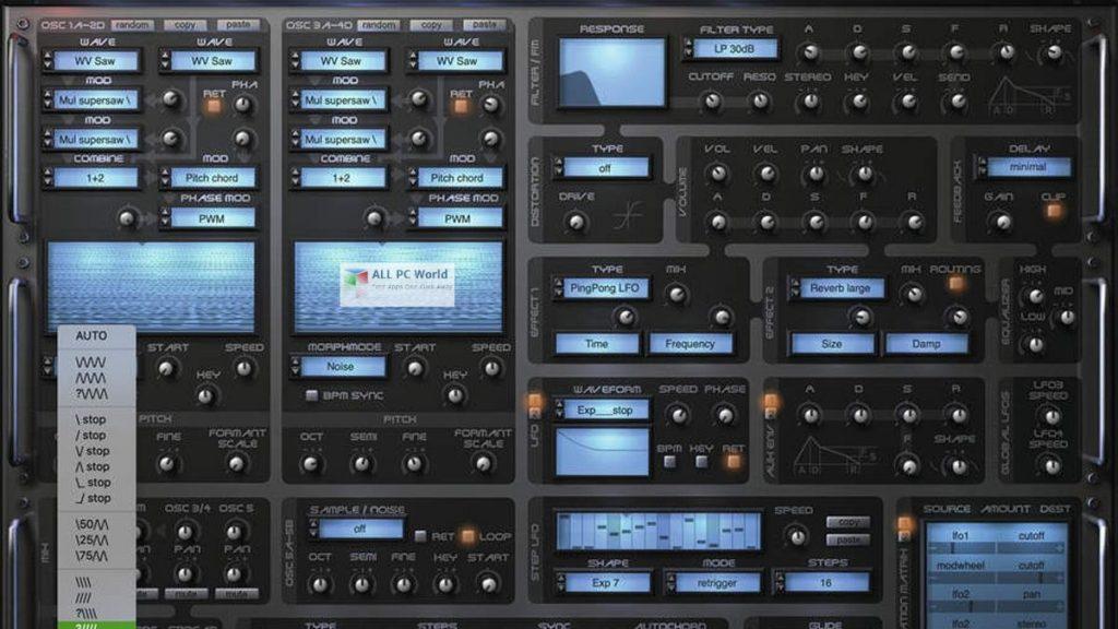 Tone2 – Gladiator 3.0 Standalone VSTi
