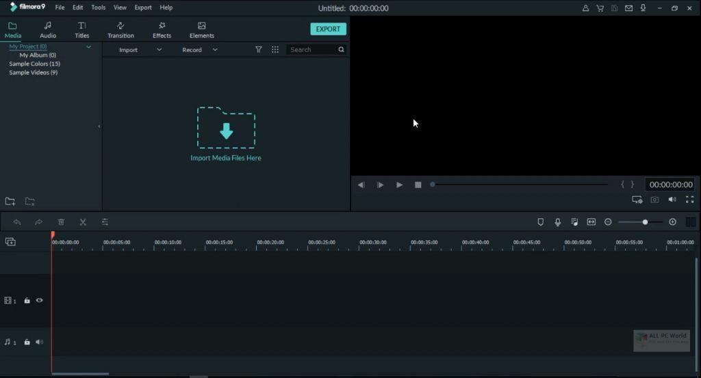 Wondershare Filmora 2020 v9.5 Download