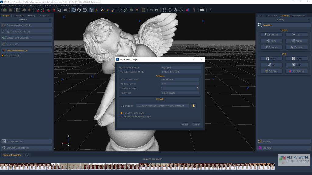 3Dflow Zephyr v5.0 Free Download