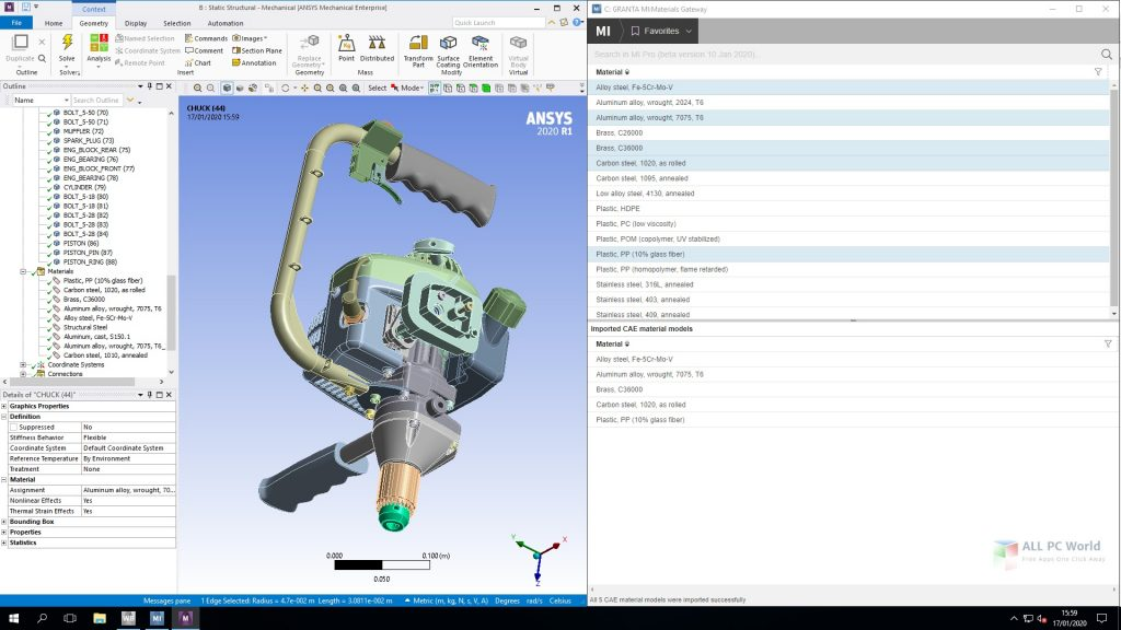 ANSYS Motion 2020 R2 One-Click Download
