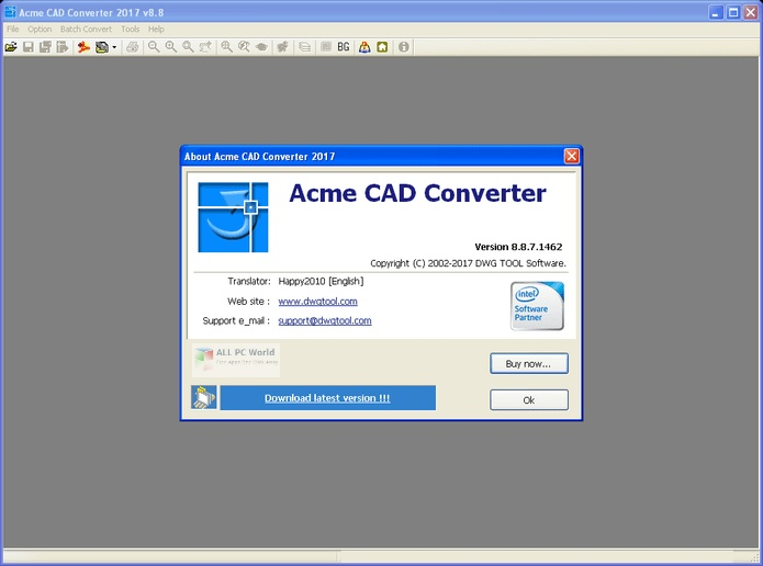 Acme CAD Converter 2020 v8.9