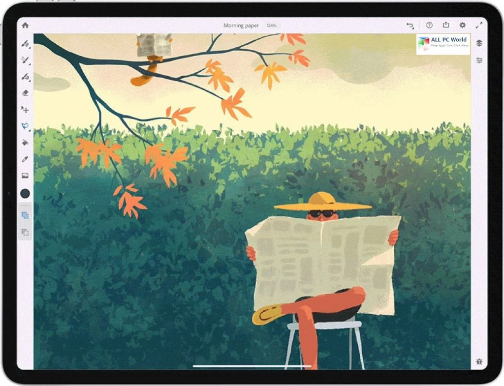 Adobe Fresco 1.8 for Windows 10