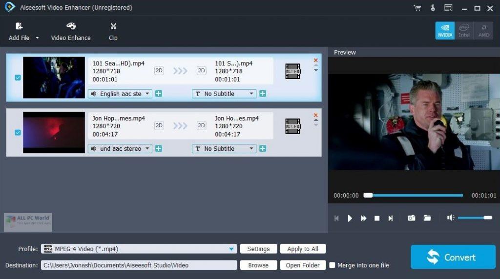 Aiseesoft Video Enhancer 9.2 One-Click Download
