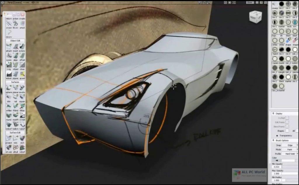 Autodesk Alias __Design 2021 Free Download