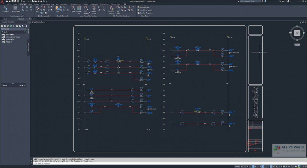 Autodesk AutoCAD Electrical 2021 Download